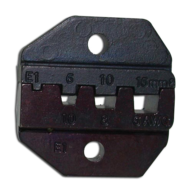 LUNAR SERIES DIE SET - WIRE FERRULES  AWG 10-6