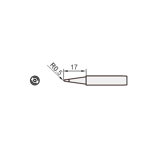Replacement Tip for SS206E & SS207E