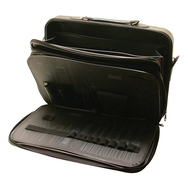 Double Sided Tool Bag, Holds Laptop