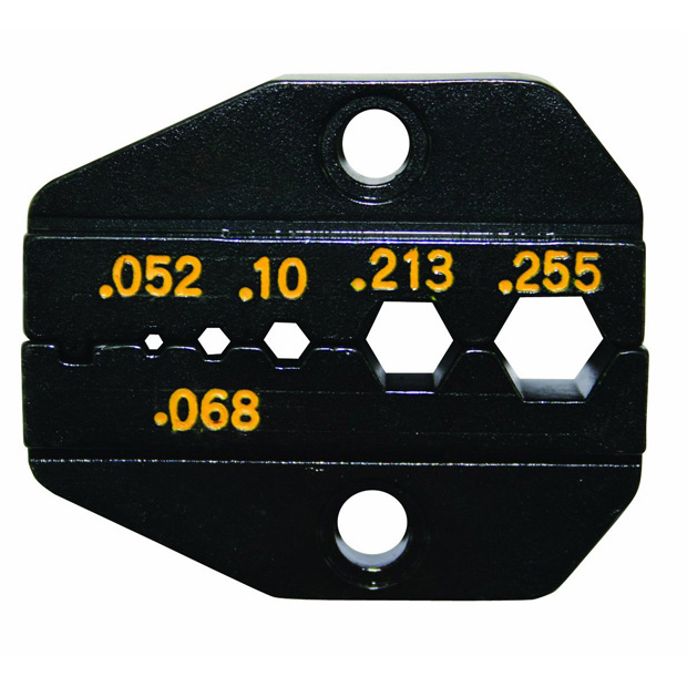 LUNAR SERIES DIES SET  - .052, .068, .100, .213 AND .255 HEX