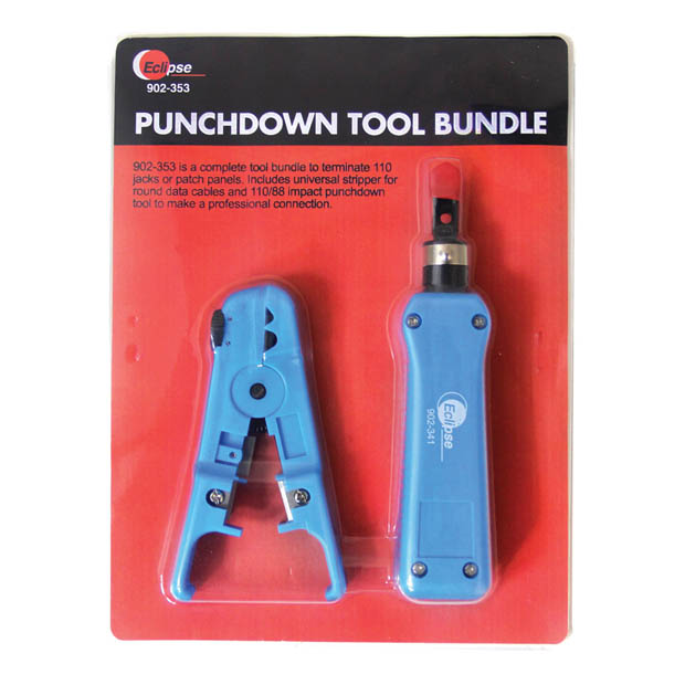 110 PUNCHDOWN TOOL BUNDLE