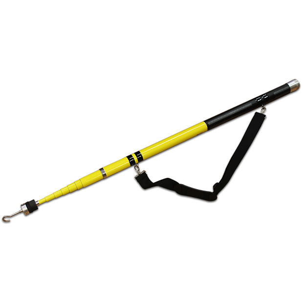 18' Telescopic Pole w/Hook