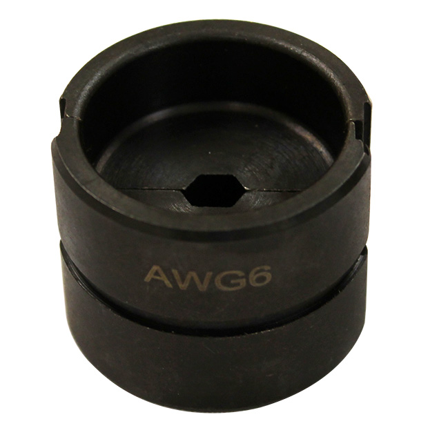 REPLACEMENT DIE, AWG 6