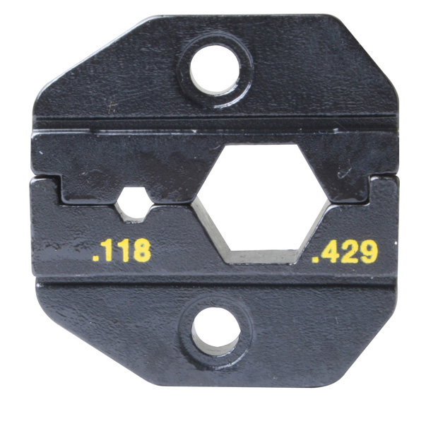 DIE SET - .429 AND .118 HEX