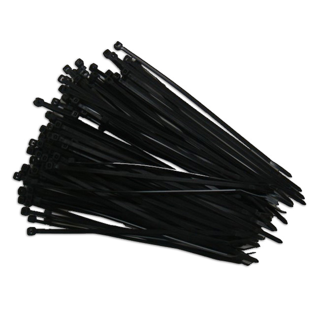 Cable Tie - Black - 7-7/8