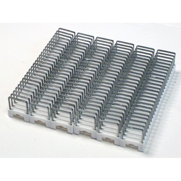 Insulated Staples for CP-391 Staple Gun (16 X 8 X 4.5mm) 200 pcs per Pack