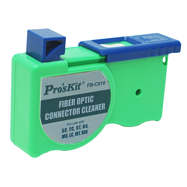 Fiber Optic Connector Cleaner