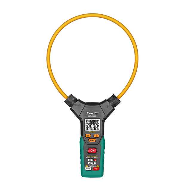 3 5/6 SMART TRUE-RMS FLEX CLAMP METER