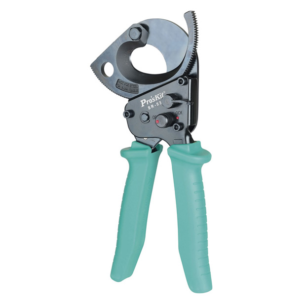 Ratchet Cutter, to 750 MCM, extended handles