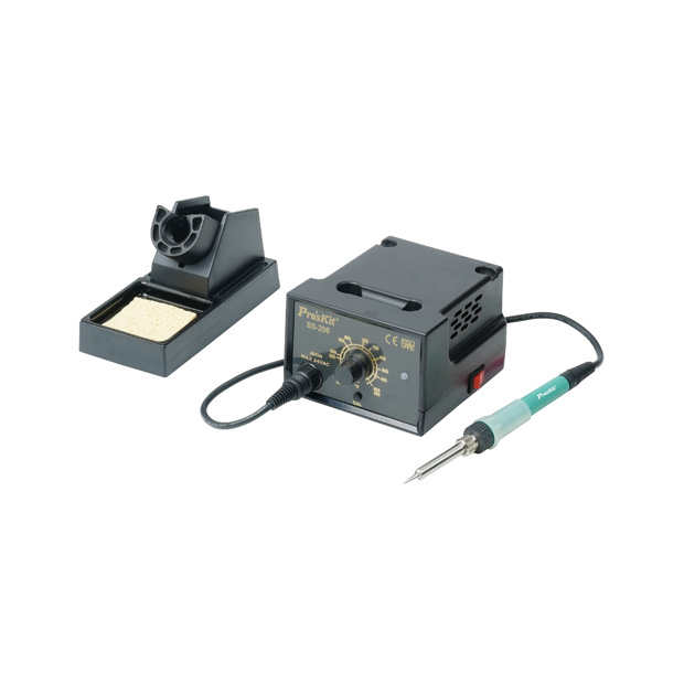 Temperature Controlled Soldering Station Analog Display (AC 110V) cTUVus Registration (UL/CSA Equivalent)