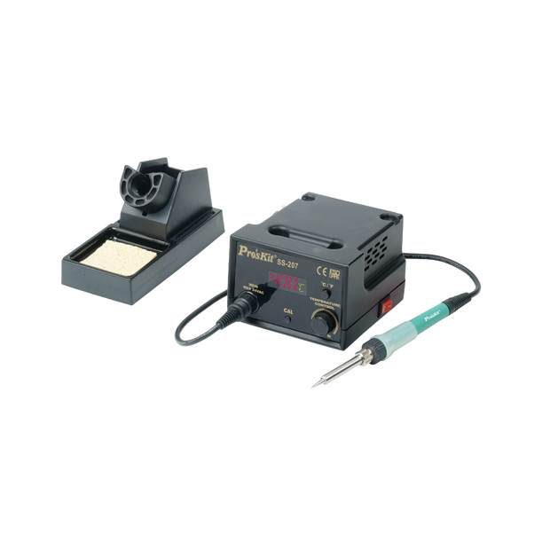 Temperature Controlled Digital Soldering Station (AC 110V) cTUVus Registration (UL/CSA Equivalent)