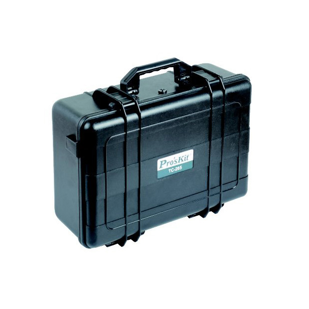 HEAVY DUTY WATERPROOF CASE, 20KG CAPACITY, I.D. 430MM X 340MM X 175MM
