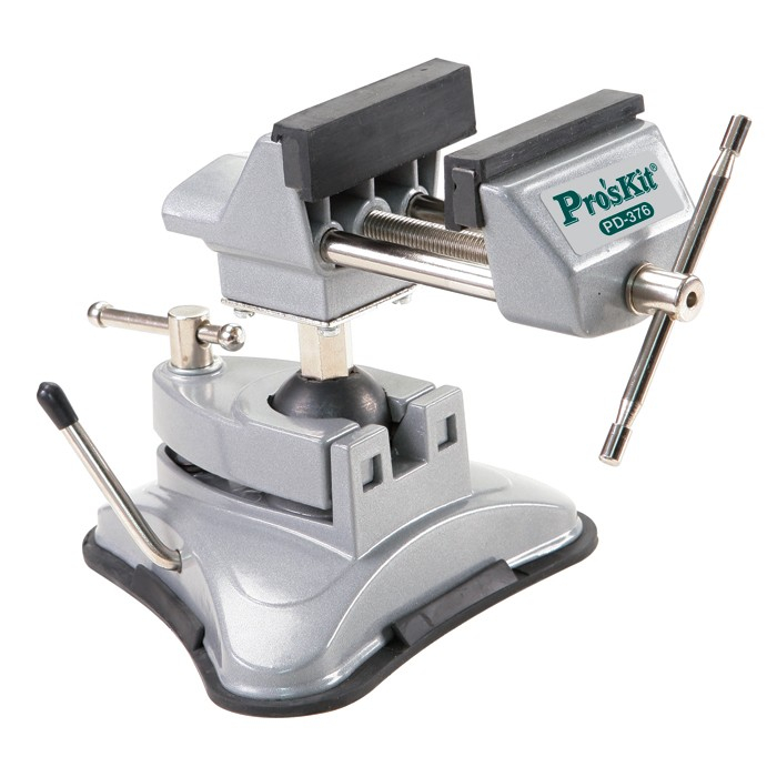 MULTI-ANGLE SWIVEL ACTION VACU-VISE
