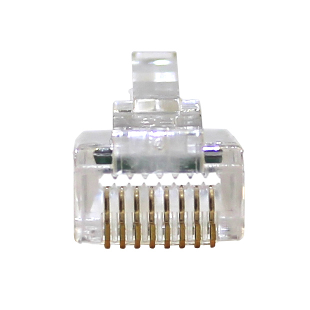 QuikThru Cat6 Connectors - Bulk - 500 pcs minimum