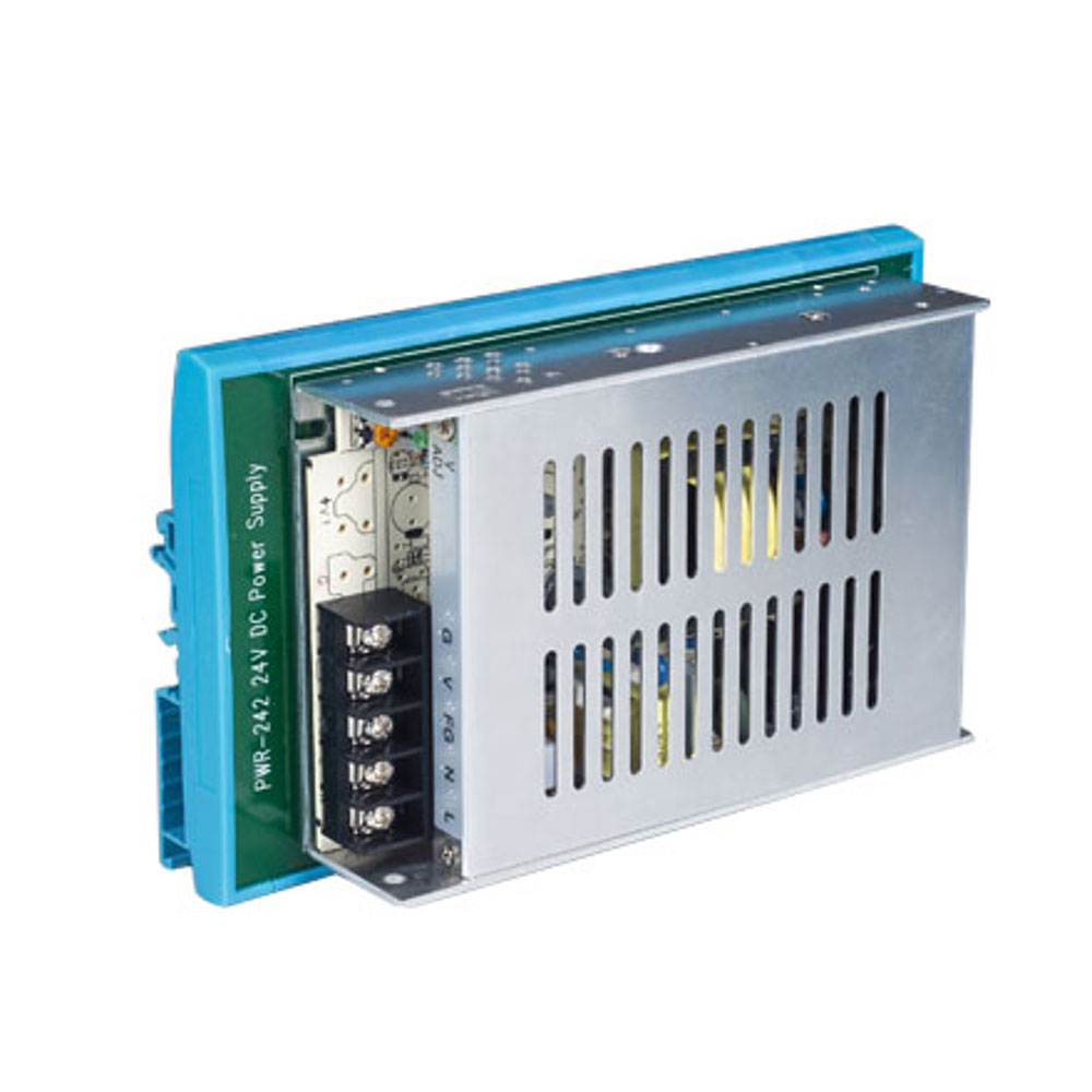 SWITCHING POWER SUPPLYFOR DIN-RAIL MOUNTING 24V, 1.2A OUTPUT