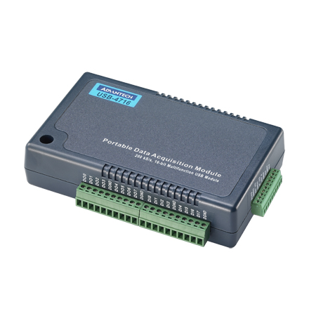 200KS/s, 16 bit USB Multifunction Module