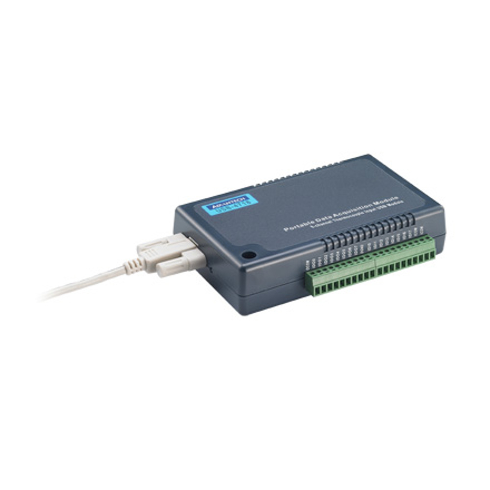 8-ch Thermocouple/Voltage/Current Input Module