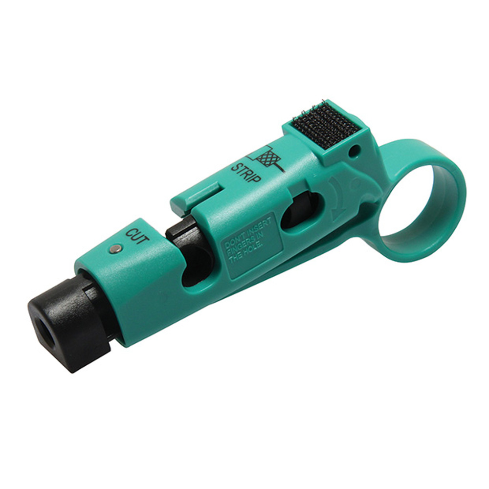 COAXIAL CABLE STRIPPER/CUTTER
