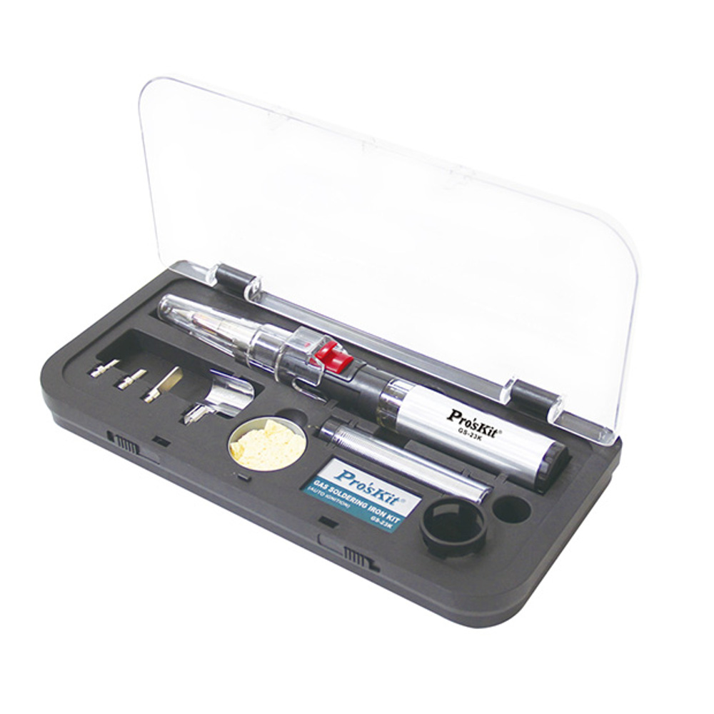 AUTO IGNITE GAS SOLDERING IRON KIT