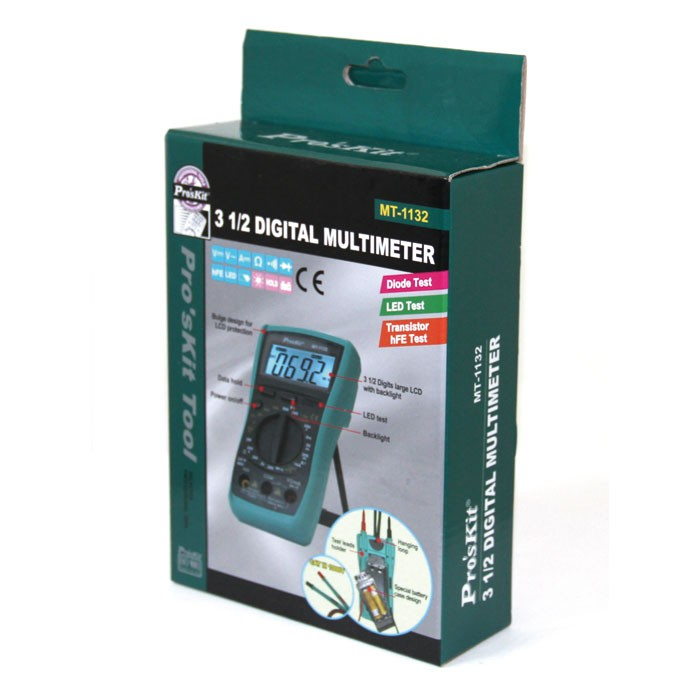 3 1/2 digit Digital Multimeter