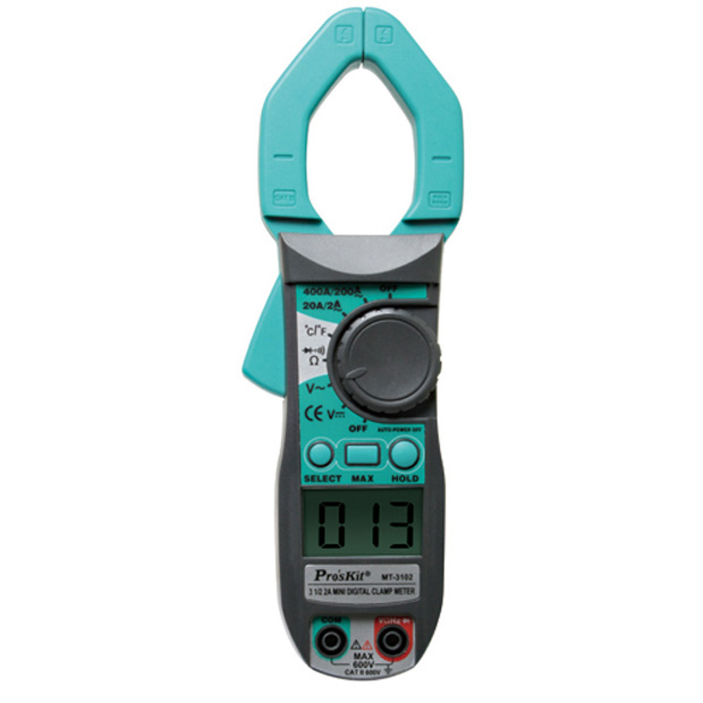 2A MINI-DIGITAL HAND-HELD CLAMP METER