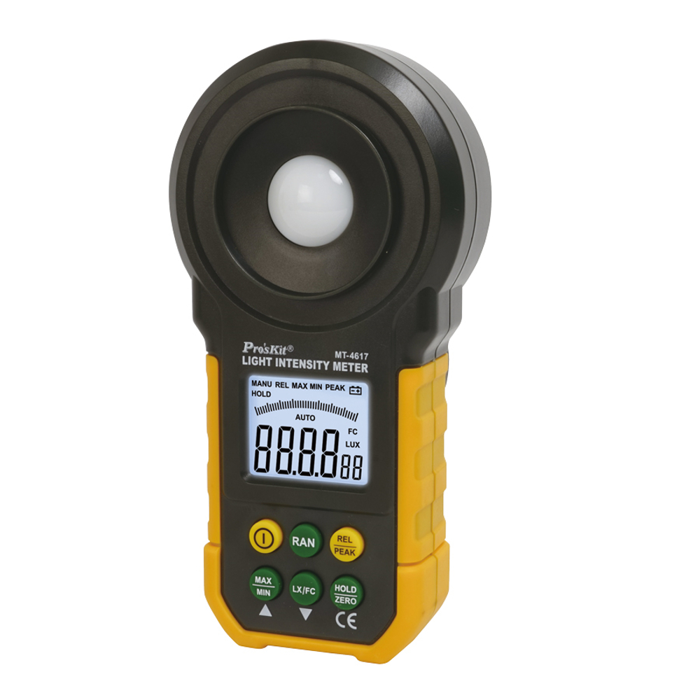 Light Intensity Meter