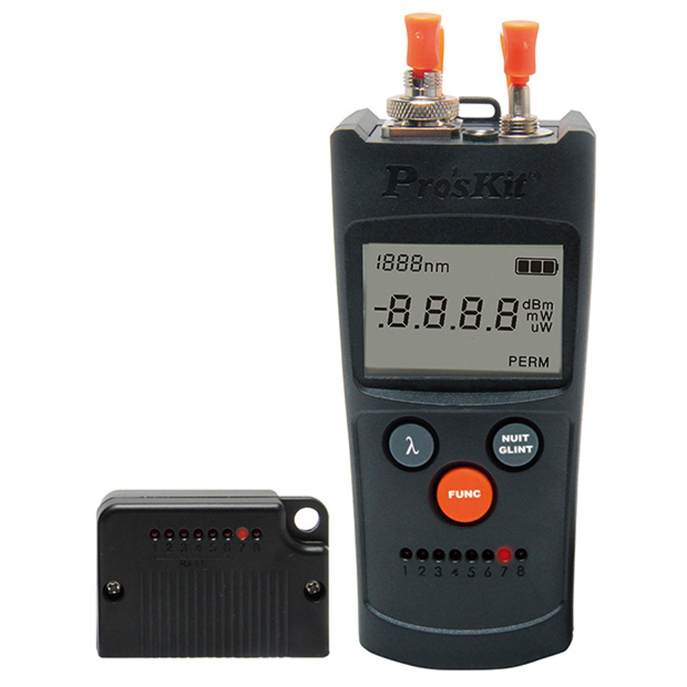 4in1 Fiber Optic Power MultiMeter