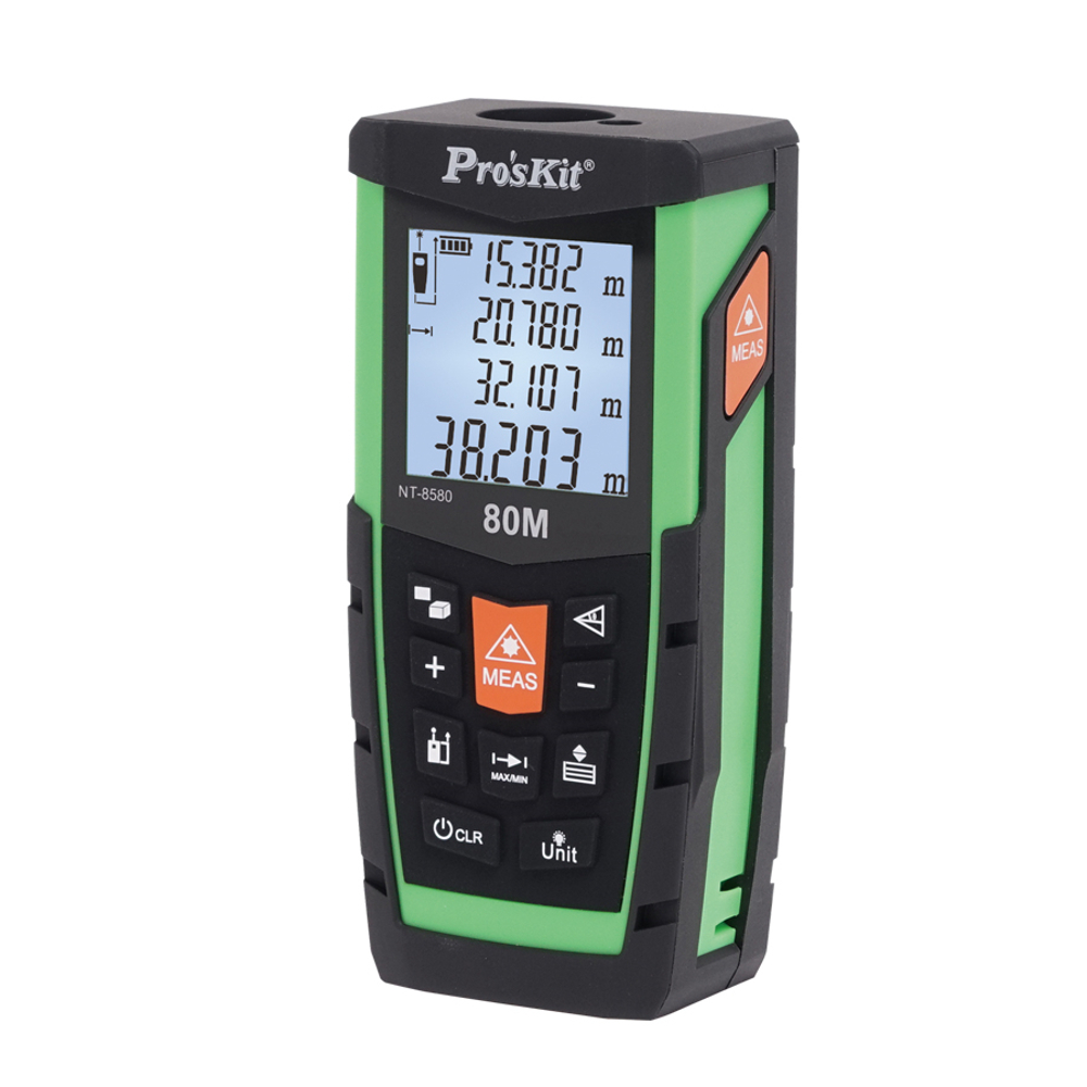 LASER DISTANCE MEASURER 80M