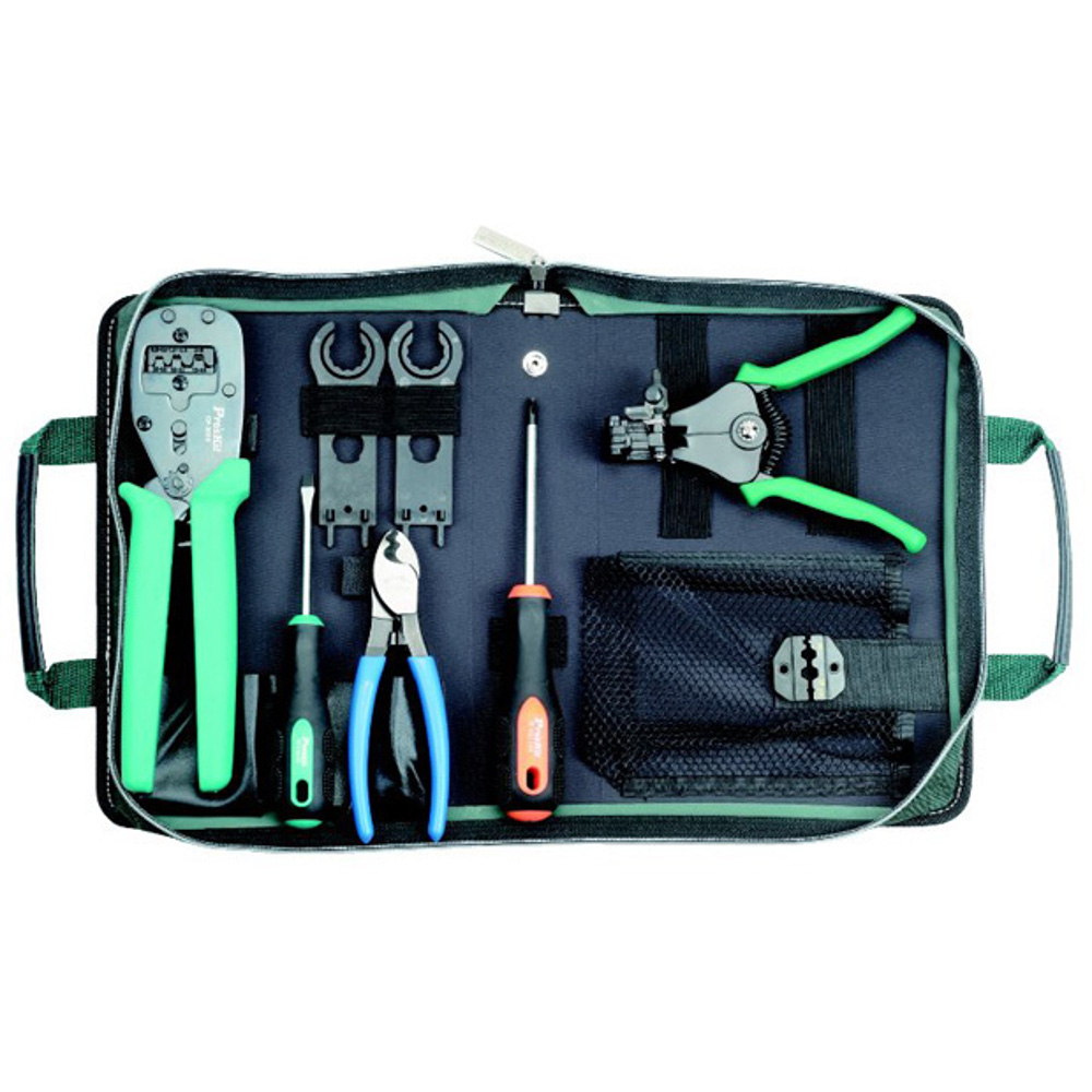 SOLAR MC3 & MC4 CRIMPING TOOL KIT