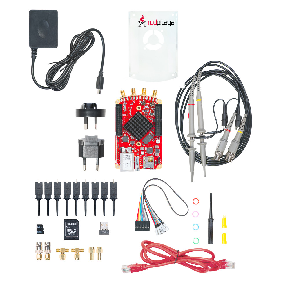 RED PITAYA 10-BIT DIAGNOSTIC KIT - CUSTOMIZABLE
