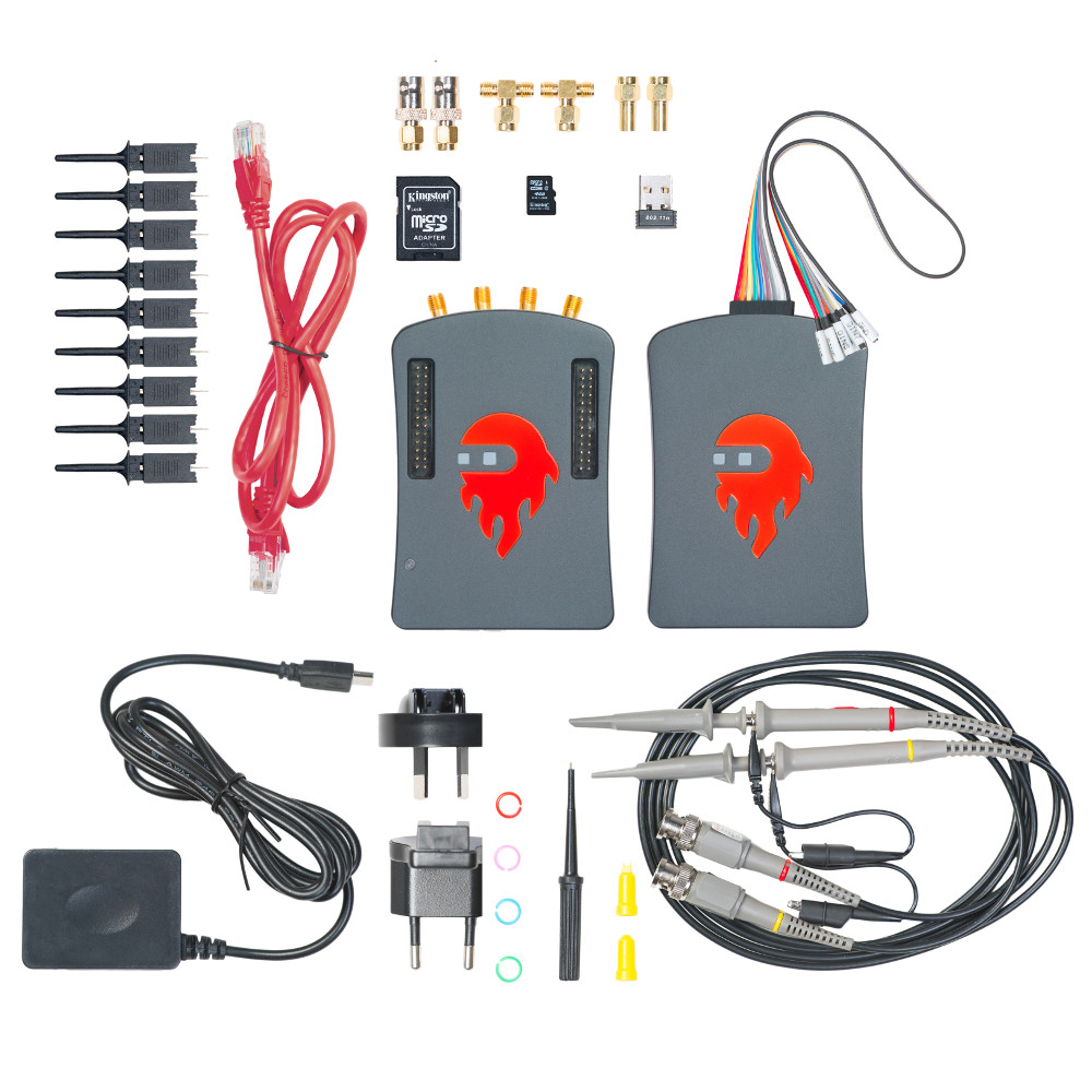 RED PITAYA 14-BIT DIAGNOSTIC KIT - CUSTOMIZABLE