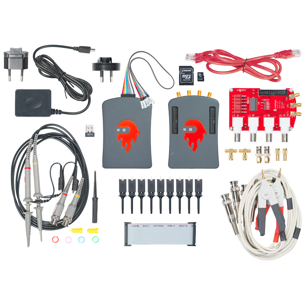 RED PITAYA 14-BIT ULTIMATE KIT - CUSTOMIZABLE