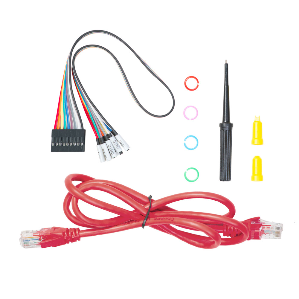 RED PITAYA 14-Bit Ultimate Kit - Customizable 2-Channel Oscilloscope, Signal Generator, Spectrum Analyzer, LCR & DAQ Tool