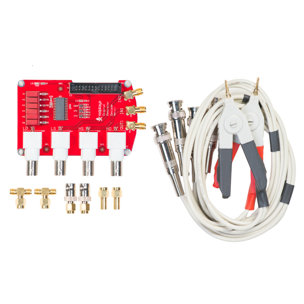RED PITAYA LCR EXTENSION MODULE