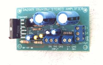 10W Stereo Amplifier Module Kit