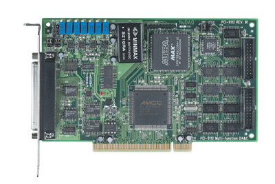 PCI-BUS DATA ACQUISITION CARD