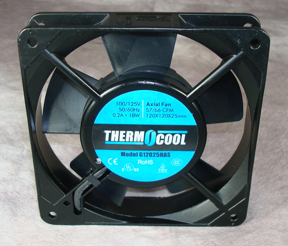 120x120x25 AC Cooling Fan (G12025HAS)