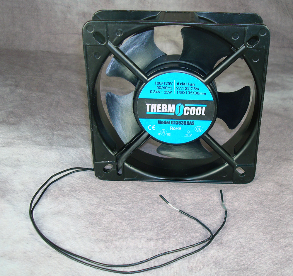 135x135x38 AC Cooling FAN (G13538HAS)