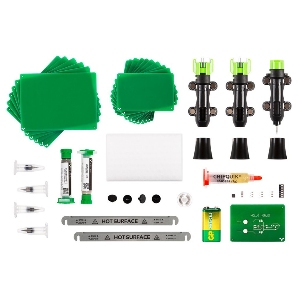 Voltera V One Circuit Board Printer Specialists Specification Of Ultrasonic Generator Pcb Type