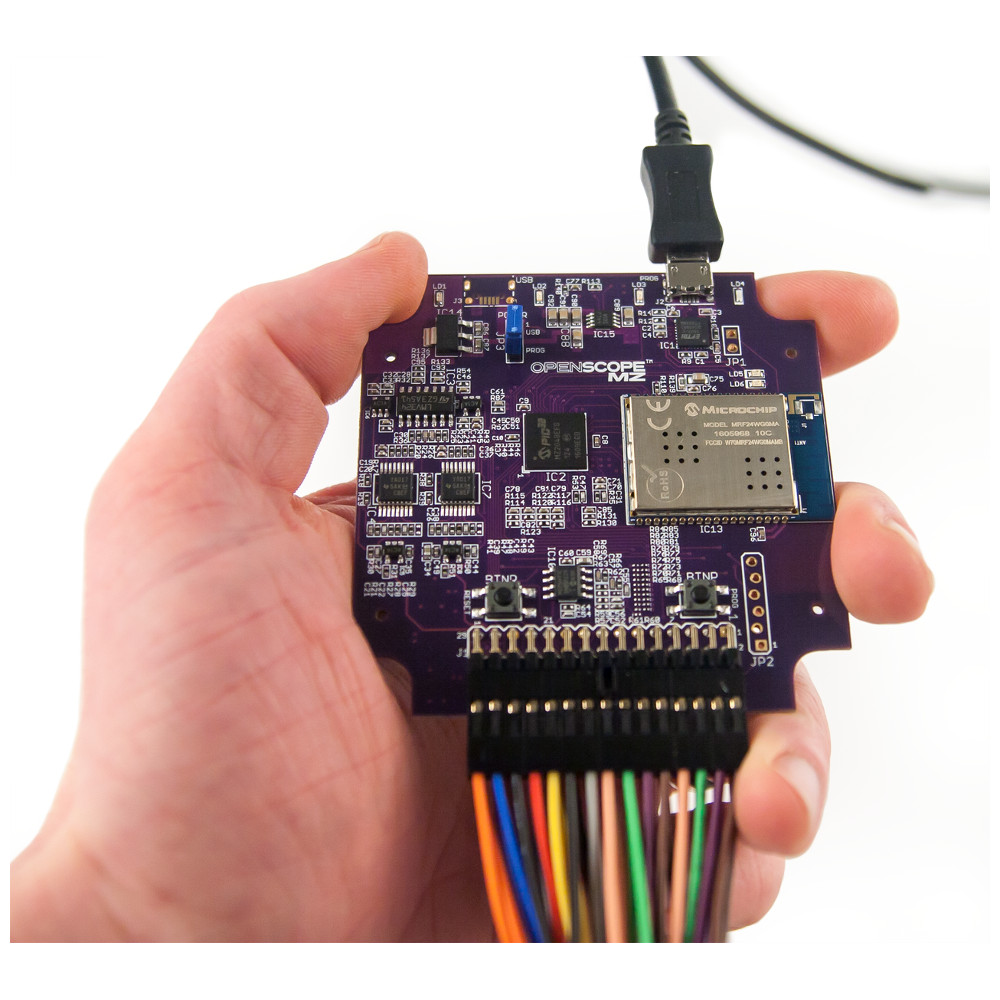 OpenScope MZ: Open-source All-in-one Instrumentation