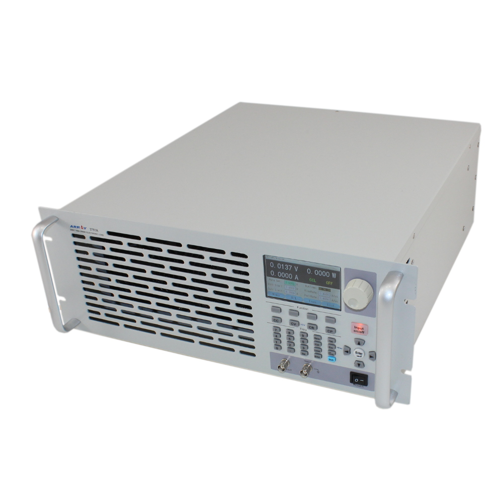 2KW DC PROGRAMMABLE ELECTRONIC LOAD