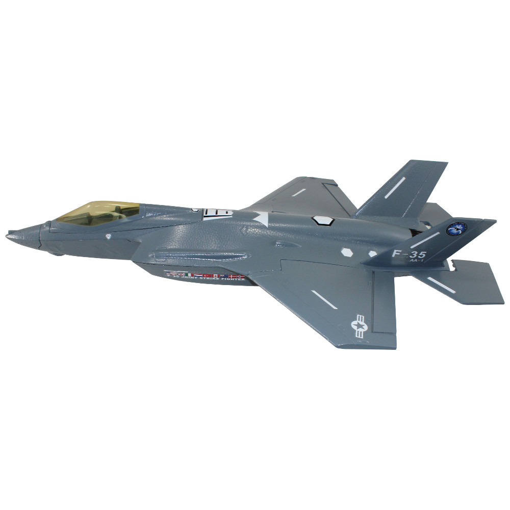 F-35 RC JET, WINSPAN IS 19.5