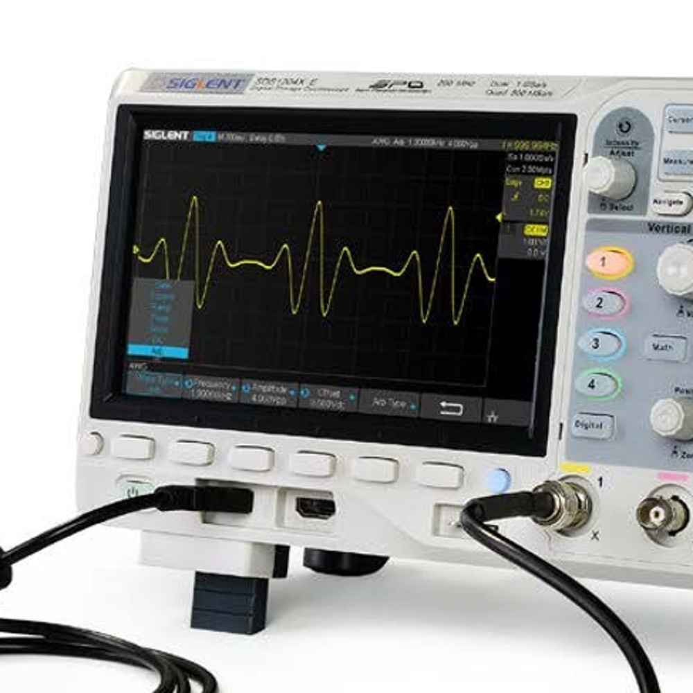 Siglent SDS1000X-E-FG 25MHz Function/Arbitrary Waveform Generator Software Option
