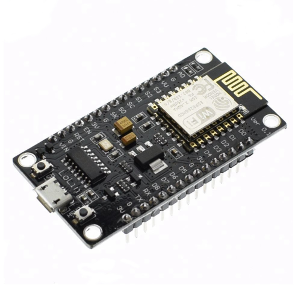 WIFI Microcontroller with integrated TC/IP