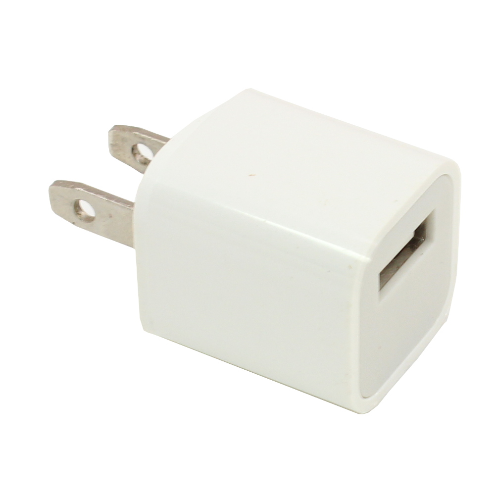 USB Wall Adapter 5V 1A Output