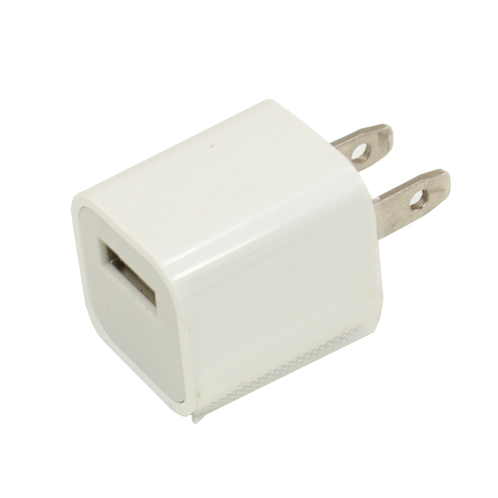 USB WALL ADAPTER, 5V 1A OUTPUT