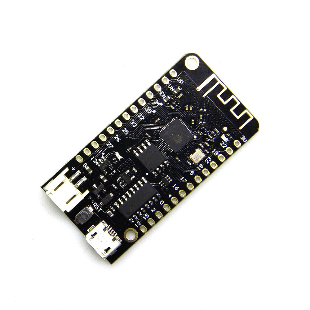 WIFI & BLUETOOTH SYSTEM ON CHIP (SOC) MICROCONTROLLER with Battery Interface