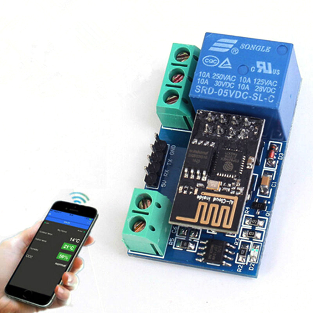 ESP8266 WIFI MICROCONTROLLER WITH INTEGRATED