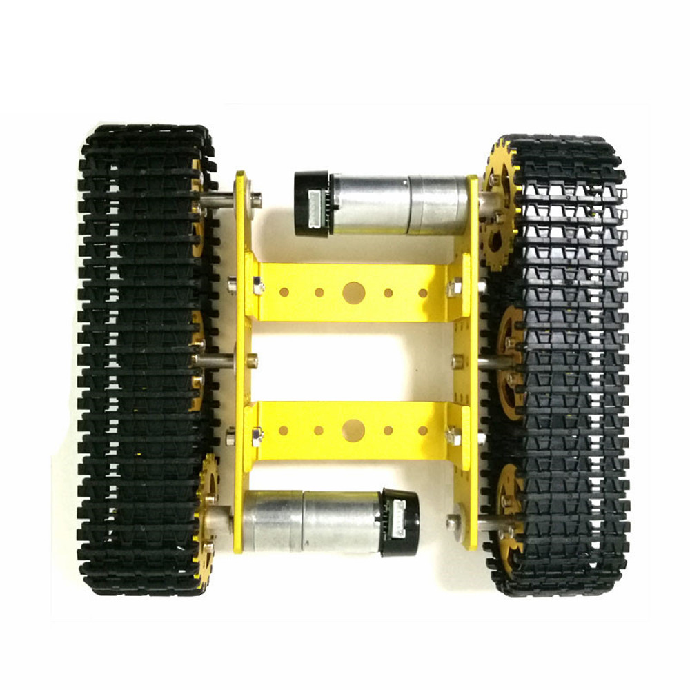 Mini T100 Tracked Tank Chassis Kit