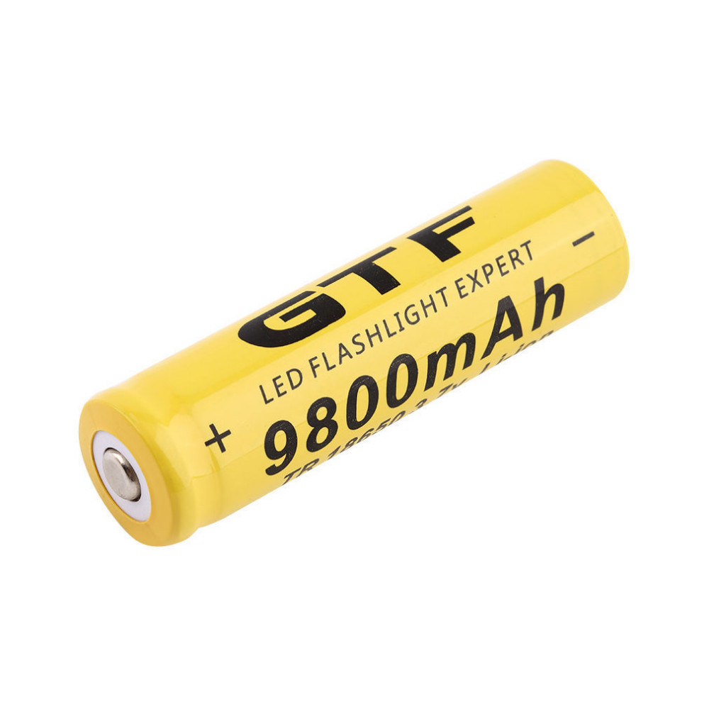 9800 MAH 3.7V 18650 LITHIUM ION RECHARGEABLE BATTERY